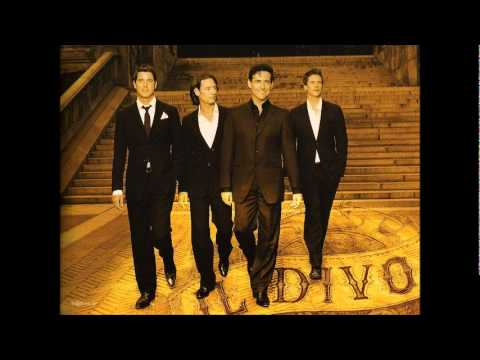 Il divo caruso listen watch download and discover - Il divo italian songs ...