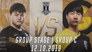 Highlights RNG vs CG [Vòng Bảng][CKTG 2019][Bảng C][12.10.2019]