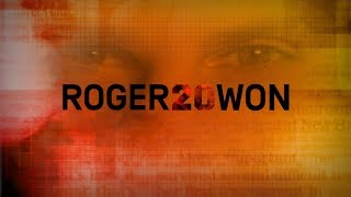 ROGER20WON: Twenty Grand Slams for Roger Federer