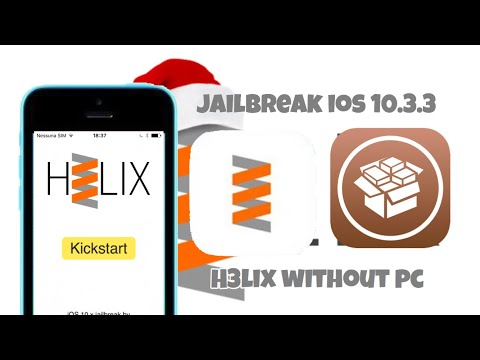 How to jailbreak iOS 10 3 3 on iPhone 5/5C without computer