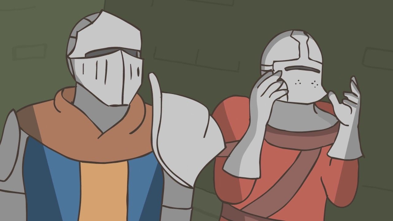 This Dark Souls 2 Animation Took So Long To Make It Came Out After Dark Souls 3