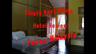preview picture of video 'Chiefs rest house Pekan Malaysia'