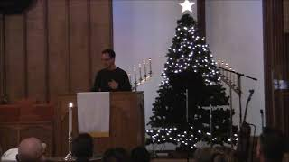 """Poking Holes Into Heaven!""; Scripture Readings: Isaiah 55 and Mark 2:1-14; Ryan McKenzie,"
