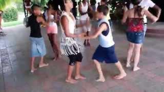 preview picture of video 'Rueda de casino in Esmeralda Cuba'