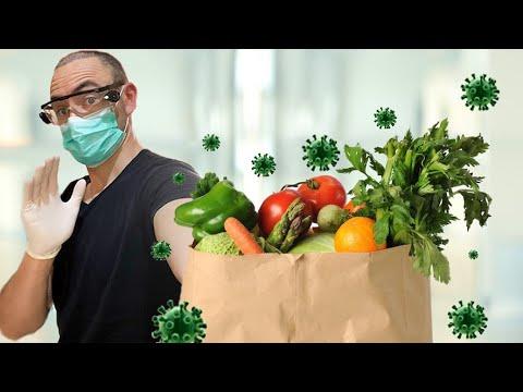 ¿Cómo Se Desinfectan Nuestras Compras?