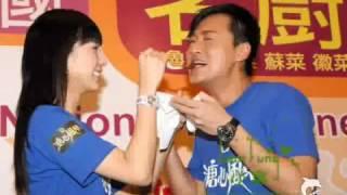 Linda Chung 鍾嘉欣 & Raymond Lam 林峰
