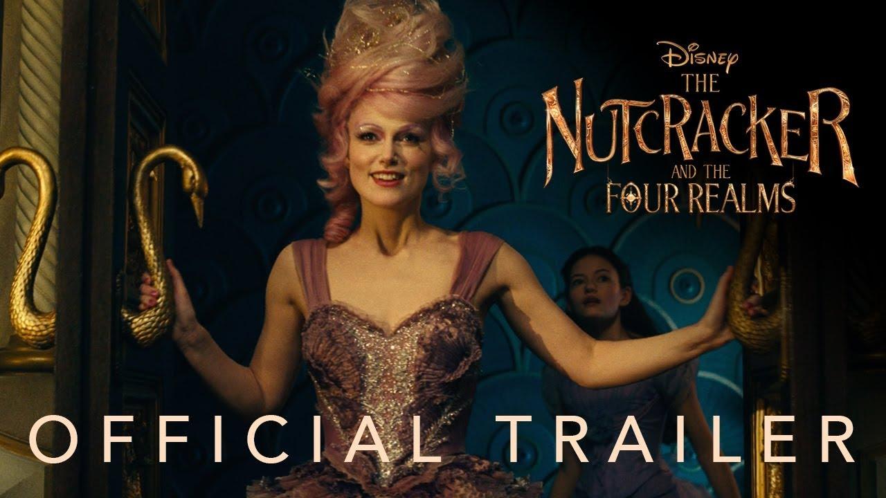 Video trailer för Disney's The Nutcracker and the Four Realms - Teaser Trailer
