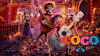 Coco 2017 in English  | New Adventure Animation Movies HD