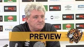 Manchester United V Hull City  Preview With Steve Bruce