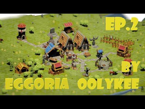Eggoria - Builder-Survival game - EP.2
