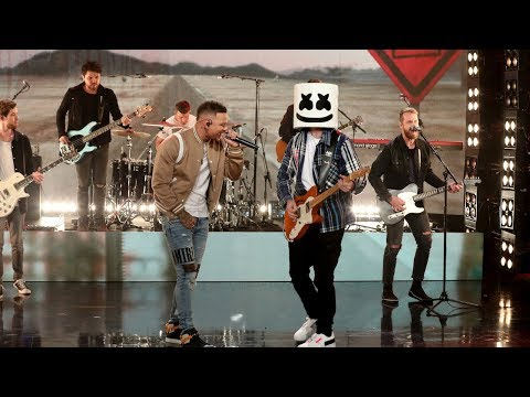 Marshmello and Kane Brown Have 'One Thing Right'