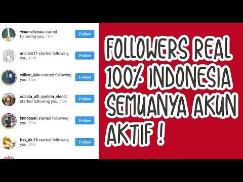 mp4 Auto Followers Indonesia, download Auto Followers Indonesia video klip Auto Followers Indonesia