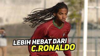 Kisah KEGAGALAN Pemain Yang Lebih HEBAT Dari Cristiano Ronaldo.