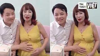 Sốc: Cô dâu 62 tuổi có bầu sinh đôi và công bố 1 tin khiên tất cả ngã ngửa l Nhân Gian Huyền Bí