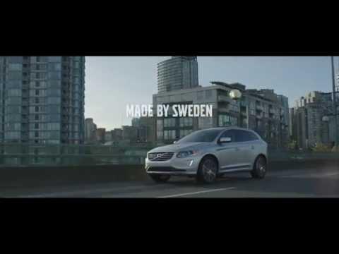 Volvo  XC 60 Паркетник класса J - рекламное видео 1