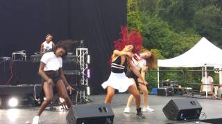 Natalie La Rose Around The World Live SFNE 8/30/15