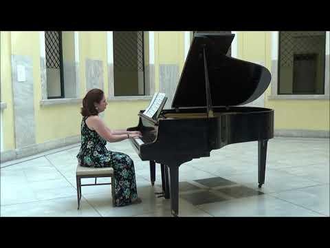 Γιαννακοπούλου Ειρήνη Prelude do minor Bach
