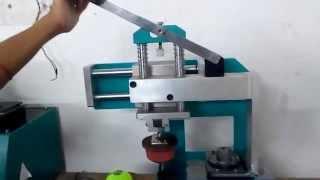 hand pad printing machine - TH-Clip