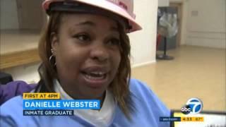 KABC: Female inmates learn new skills through in-prison apprenticeship program