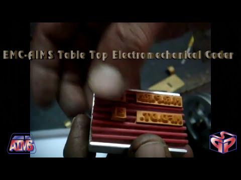 Table Top Electro Mechanical Coder