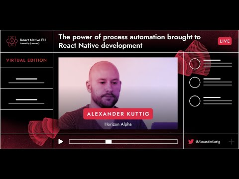 Image thumbnail for talk The Power Of Process Automation
