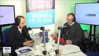 Fernando Paulsen entrevista a Nicolás Freire en Radio La Clave