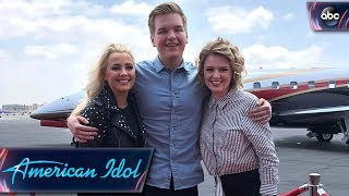 Join the American Idol Top 3 on Their Hometown Visits - American Idol 2018 on ABC - Video Youtube
