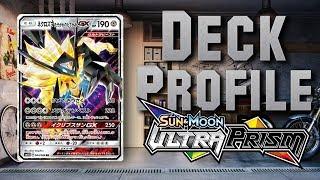 Dusk Mane Necrozma GX / Magnezone - NEW - Ultra Prism TCG Deck Profile