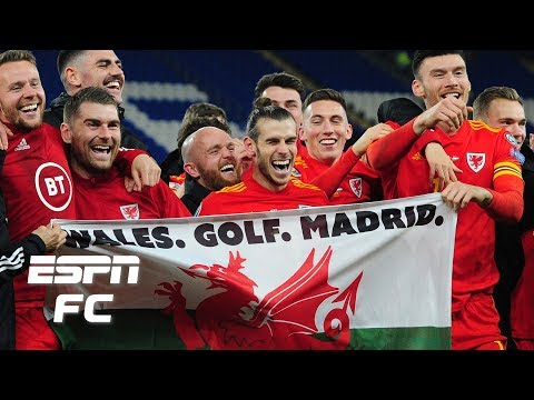 How will Real Madrid react to Gareth Bale's 'Wales. Golf. Madrid.' flag celebration? | ESPN FC