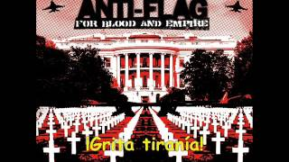 Anti-Flag - Hymn For The Dead (Subtitulada)