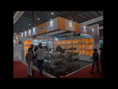 Exhibition Booth Designing Service