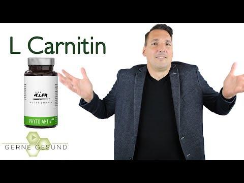 L-Carnitin: Fatburner und Wundermittel zum Abnehmen? - Gerne Gesund