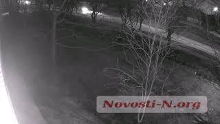 «Тойота», перевернувшаяся в Николаеве, мчалась на огромной скорости. ВИДЕО
