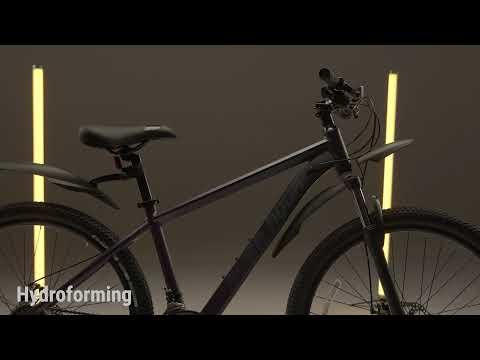 """Велосипед горный 27,5"""" XS725 DISC AL 21ск RUSH HOUR"""