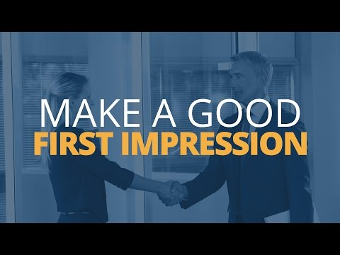 The Importance of Making a Good First Impression | Brian Tracy