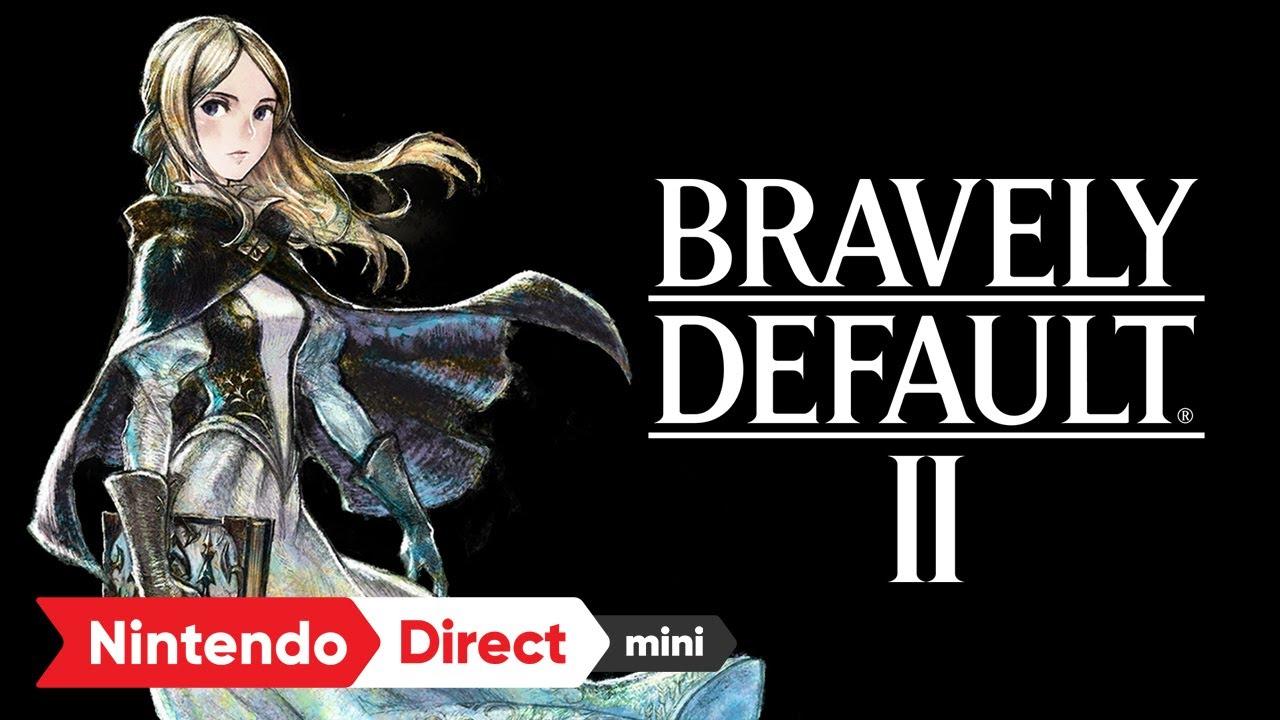 原定於年內推出的Switch遊戲《勇氣默示錄 2》宣佈更改為2021年2月26日發售,現已開始預約 Maxresdefault