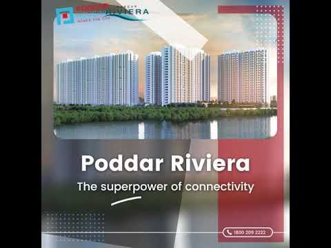 3D Tour of Poddar Riviera Phase II