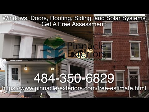 Our latest testimonial comes from Brian, in the Fishtown neighborhood of Philadelphia, who had vinyl siding, window capping, and new gutters installed by the installation team here at Pinnacle Exteriors. Call us today to get the same great service provided to you at your home, by starting with a free assessment of your next home improvment project: 484-350-6829 or visit https://www.pinnacle-exteriors.com/free-estimate.html