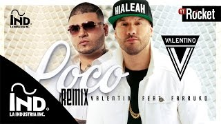 Loco (Remix - Letra) - Farruko feat. Farruko (Video)
