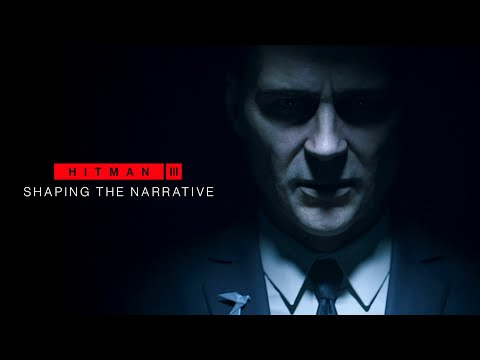 Shaping the Narrative (Developer Insights) de Hitman 3