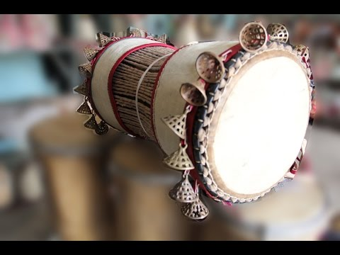 How to make a talking drum