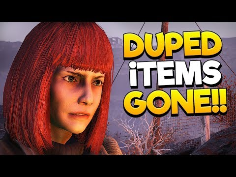 Bethesda Unveils SOLUTION TO DUPERS & DUPED ITEMS! - Fallout 76 News