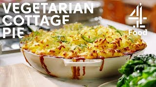 Jamie Olivers Game-Changing VEGETARIAN Cottage Pie | Jamies Meat-Free Meals