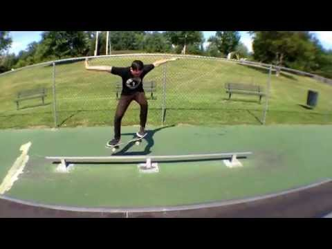 Poison Ivy :: Chatham NJ skatepark sesh