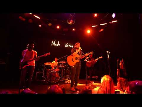 "Noah Kahan ""Hurt Somebody"" - Live @ Bowery Ballroom // Early Bird Music"