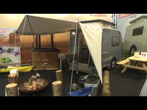 Practical Caravan finds out about the Kip Shelter