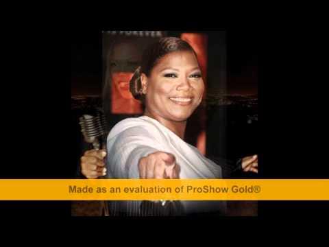 Gone Away performed by Queen Latifah
