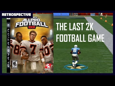 I wish the NFL would let another company make a video game. Madden is horrible