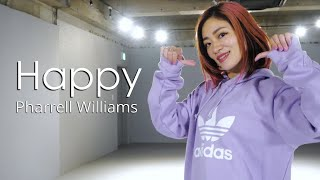 Pharrell Williams - Happy - Choreography by Satoco for LIL KIDS