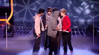 Gambar cover One Direction - The X Factor 2010 Live Final - Your Song (Full) HD